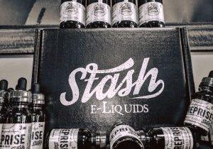 Stash, E-Liquid, vape shop, palm bay, Dripped Out Vapers, vaping, vaping equipment